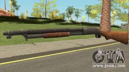 Winchester M1897 for GTA San Andreas