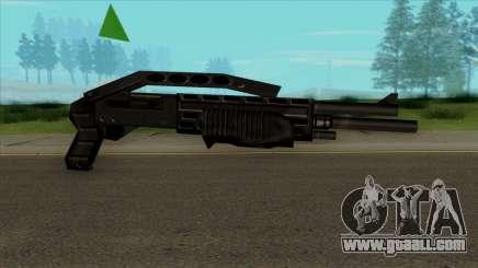 SPAS Default HQ for GTA San Andreas