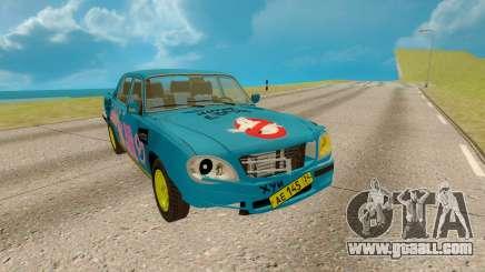 Volga 31105 for GTA San Andreas
