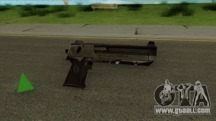 Deagle Default HQ for GTA San Andreas
