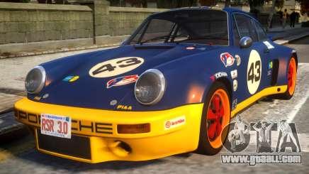 1974 Porsche 911 for GTA 4