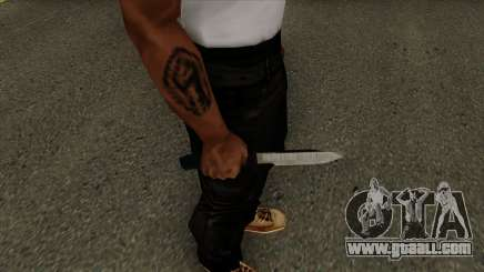 Knife Default HQ for GTA San Andreas