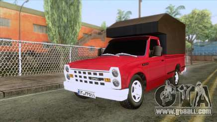 Nissan Junior 1998 Pickup for GTA San Andreas
