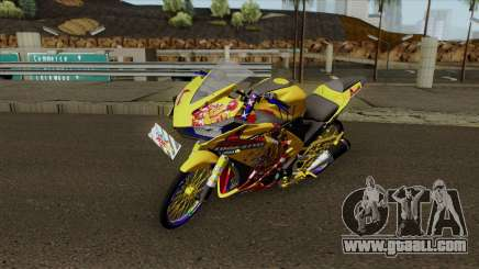 R25 Thailook for GTA San Andreas
