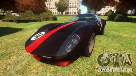 Grotti Stinger GT V1.1 for GTA 4