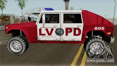 Patriot LVPD for GTA San Andreas