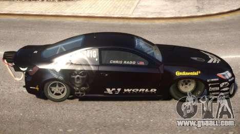 Scion tC Drag for GTA 4