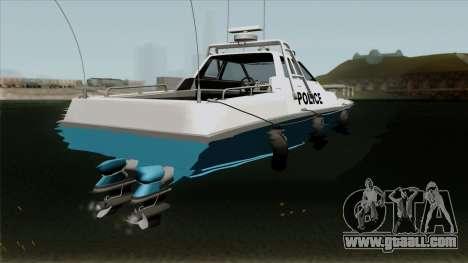 Predator HD for GTA San Andreas
