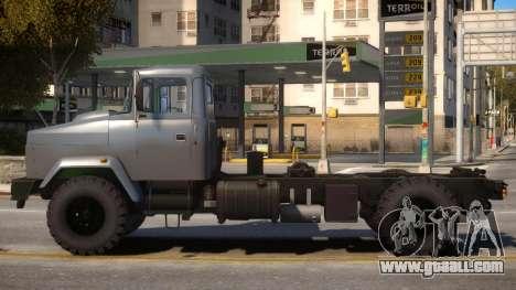 KraZ 5133 for GTA 4