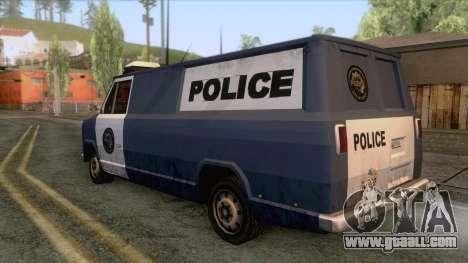 Pony Police SA Style for GTA San Andreas