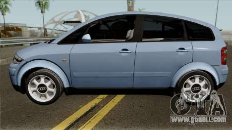Audi A2 1.8 Turbo for GTA San Andreas