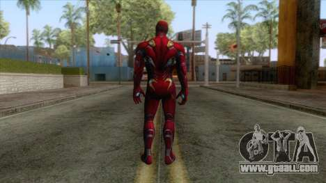 Marvel Future Fight - Iron Man (Infinity War) for GTA San Andreas third screenshot