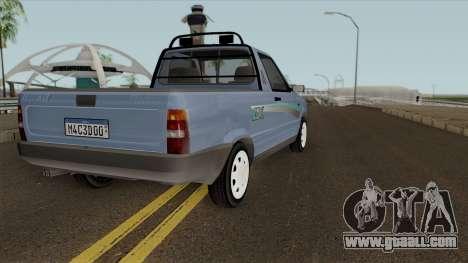 Fiat Fiorino LX for GTA San Andreas right view