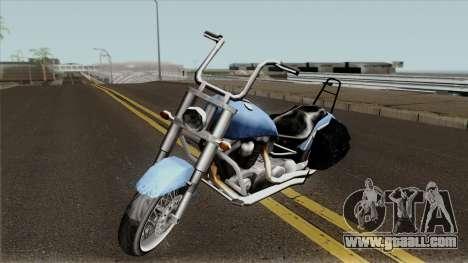 Freeway Cruiser for GTA San Andreas