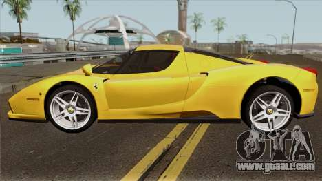 Ferrari Enzo 2003 for GTA San Andreas