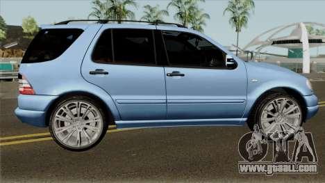Mercedes-Benz ML55 for GTA San Andreas