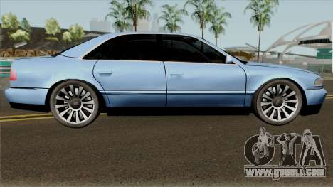 Audi A8 Long 2000 6.0 W12 for GTA San Andreas