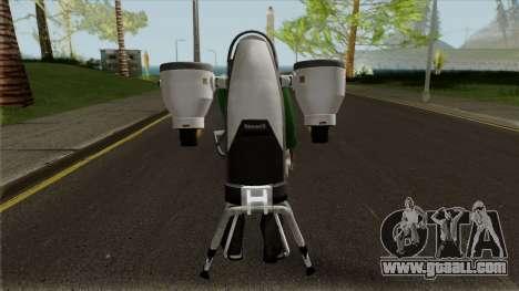 GTA V Mammoth Thruster for GTA San Andreas second screenshot