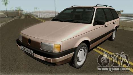 Volkswagen Passat B3 Variant 1.6 for GTA San Andreas