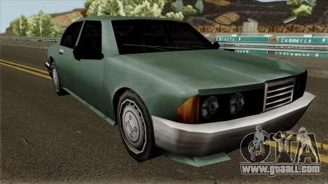 Beamer for GTA San Andreas