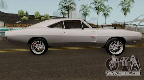 Dodge Charger RT 1970 FnF 7 for GTA San Andreas
