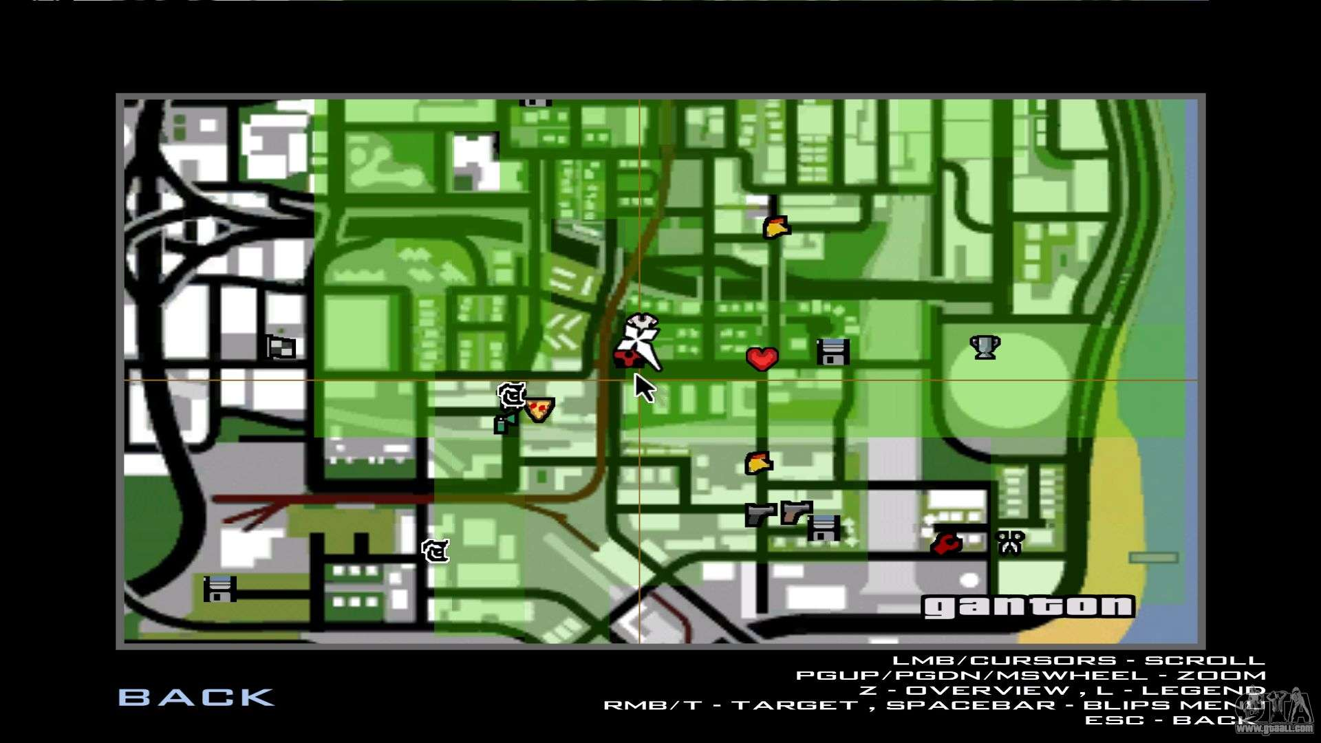Energian Saasto—These Where's Grove Street In Gta 5 Map