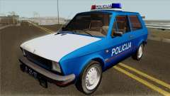 Yugo Koral Policija for GTA San Andreas