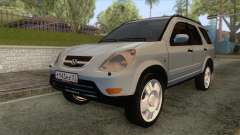 Honda CR-V MK2 for GTA San Andreas