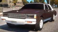 1985 Chevrolet Caprice for GTA 4