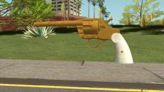 Doble Action Revolver from GTA V for GTA San Andreas
