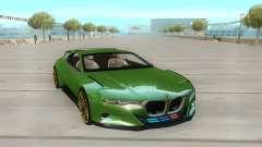 BMW CSL 3.0 for GTA San Andreas