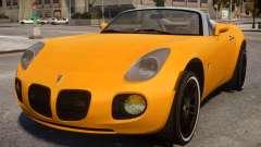 Pontiac Solstice GXP for GTA 4