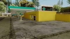 Dillimore Petrorimau Gas Station for GTA San Andreas