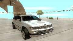 BMW X5 E53 for GTA San Andreas