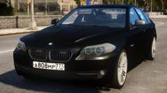 BMW M5 F10 for GTA 4