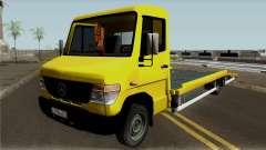 Mercedes-Benz Vario Tow Truck for GTA San Andreas