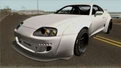 Toyota Supra Rocket Bunny 1993 for GTA San Andreas