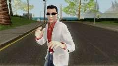 Wuzi White Version for GTA San Andreas