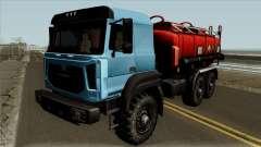 Ural-5557-80M Tanker for GTA San Andreas