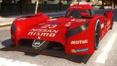 Nissan GTR LM for GTA 4
