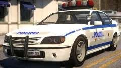 Rhineland Palatinate Police for GTA 4
