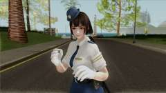 Naotora Costume 12 Newcomer Police for GTA San Andreas