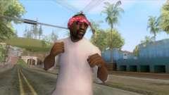 Crips & Bloods Ballas Skin 1 for GTA San Andreas