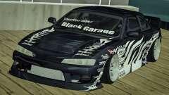 Silvia S14 Street Style for GTA San Andreas