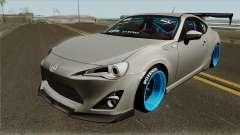 Scion FR-S 2013 for GTA San Andreas