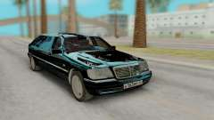 Mercedes-Benz S600 PullMen for GTA San Andreas