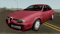 Alfa Romeo 156 for GTA San Andreas
