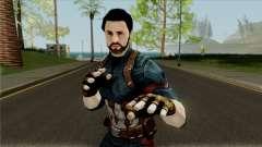 Avengers Infinity War - Captain America (Nomad) for GTA San Andreas