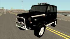 UAZ-31512 Tuning for GTA San Andreas