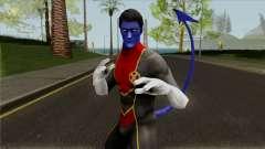 Marvel Nightcrawler Manifest Destiny for GTA San Andreas